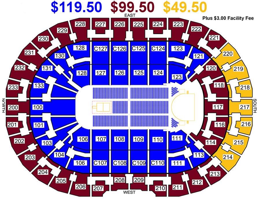 Billy Joel :: Quicken Loans Arena Official Website