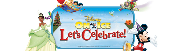 Disney On Ice Presents - Let's Celebrate