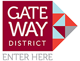 Gateway District Enter Now Logo