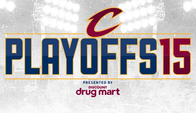 2015 Playoffs presented by Discount Drug Mart